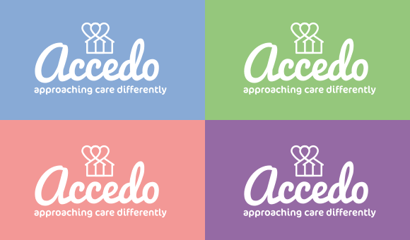 accedo-logos-colours-fonts