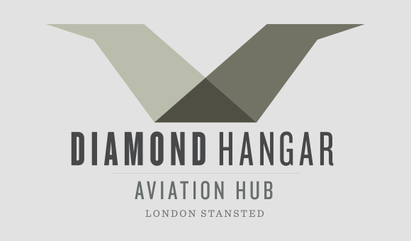 Logo - Diamond Hanger