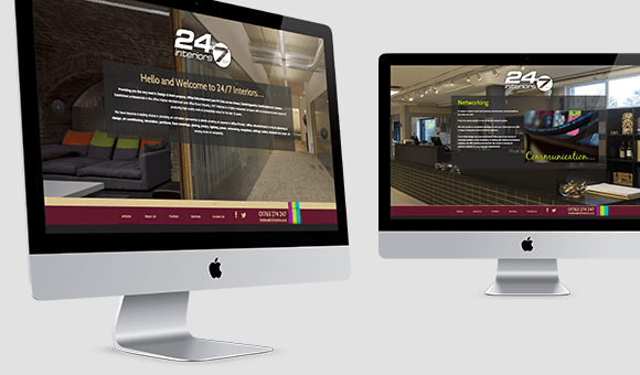 Website - 24/7 Interiors