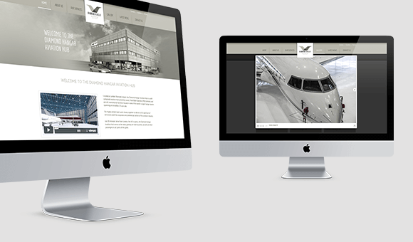 Website - Diamond Hangar